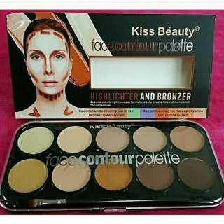 Kiss Beauty Cream Contour