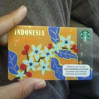 #tisgratis Starbucks Card