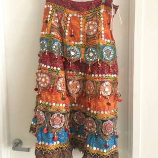 Festival Tree Of Life Skirt