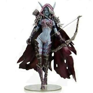 Forsaken Queen Sylvanas Windrunner Figure