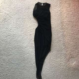 Black Bec And Bridge Dress Size 8
