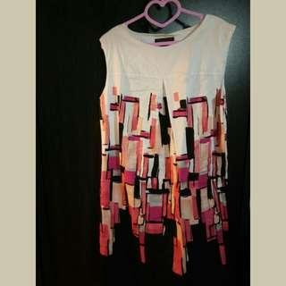 APOSTROPHE Tunic Dress