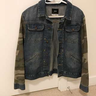 BDG Denim Jacket (urban Outfitters,size M/L)