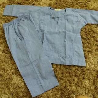 Baju Melayu 3yrs old boy