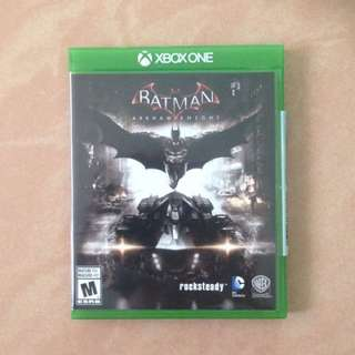 Batman Xbox One Game