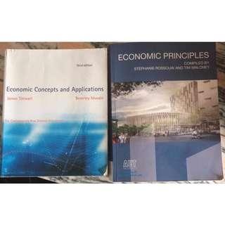 Economic Textbooks