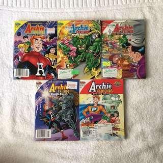 Archie Comics (Archie and Friends Double Digest)