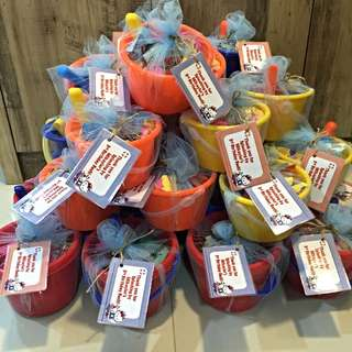 Customized Party Favors