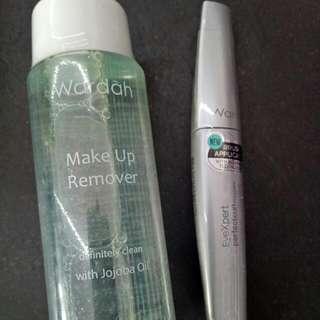 Wardah Mascara N Makeup Remover