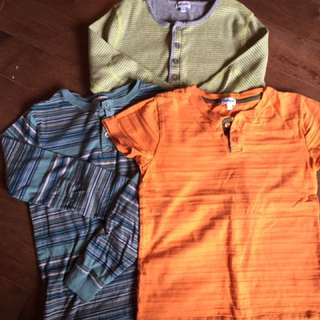 3 Size 7 Splendid Tops