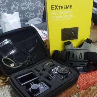 ISAW Extreme FULL HD 60FPS ACTION CAM