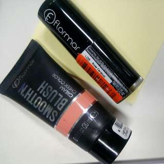 FLORMAR Lipstick And Blush On