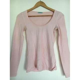 SALE Kookai Size 1 Long Sleeve Top