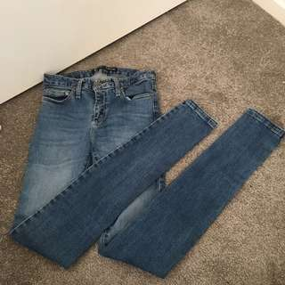 Bardot High Waisted Jeans