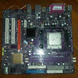 Athlon4200+ Dan Motherboardnya