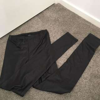 Mink Pink Wet Look Leggings