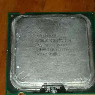 Intel E6300 Core2duo
