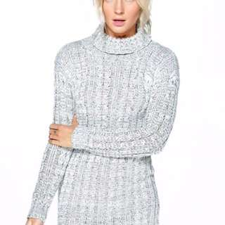 Boohoo Knitted Dress