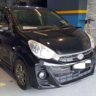 Perodua Myvi SE 1.5 Auto Tahun 2012