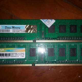 Ddr3 2gb 1333 2nd