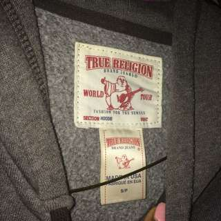 Authentic True Religion Sweater