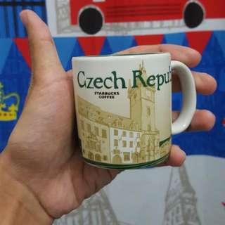 Starbucks Czech Mini Mug (Demitasse)