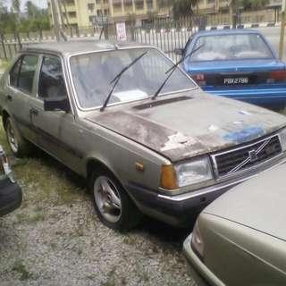Volvo 360 Spare Parts 0124688066