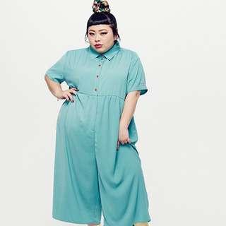 MZ::渡邊直美自創品牌PUNYUS連身褲裝