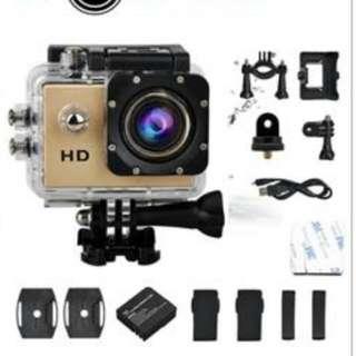 Sport HD Camera