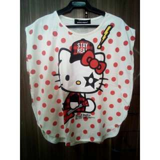 Hello Kitty Hanging Blouse