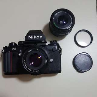 Nikon F3 HP (Optional Lenses) - film Camera