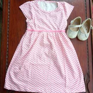 New.  Dress Anak