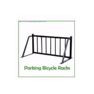 Looking for Bicycle Racks