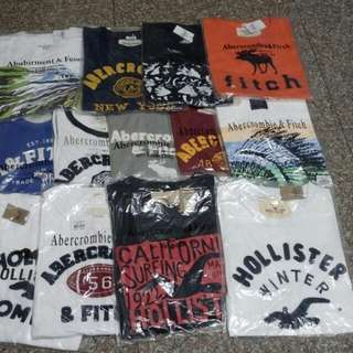 Abercrombie, Hollister T-shirt