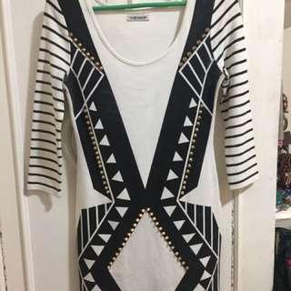 Longsleeves Bodycon Dress