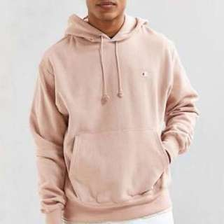 Champion Reverse Weave Hoodie Rose XL