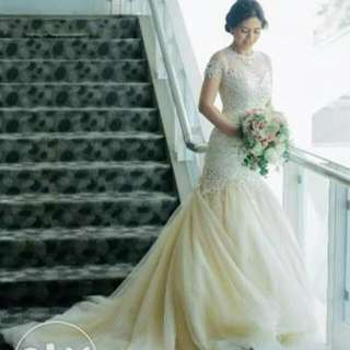 Bridal GOWN (used Once)