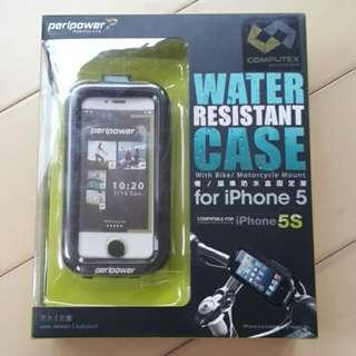 peripower iPhone 5 機車/腳踏車防水盒固定架 (iPhone5S SE 適用)    手機座