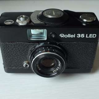 Rollei 35 LED Made in Singapore