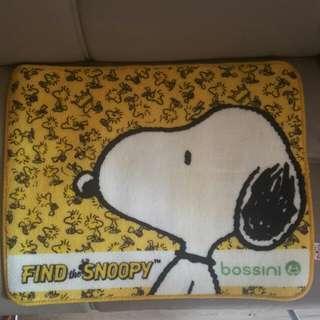 Snoopy 小地毯