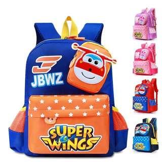 Super Wings Backpack