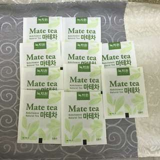 韓國天然減肥茶 瑪黛茶($10/7包)