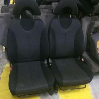seat original yrv pnp myvi