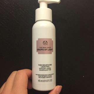 Body Shop Pure Resurfacing Liquid Peel