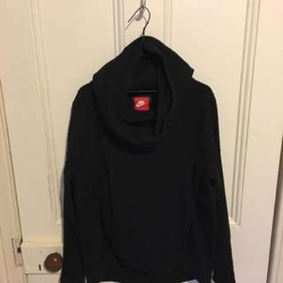 Nike Black Turtle Neck