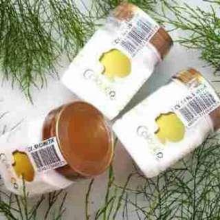 Bibit Collagen Original  Bibit Collagen dari CV SH adalah Pure Collagen 95%,5% lainnya adalah Air,murni collagen gk akan kecewa,serta aman