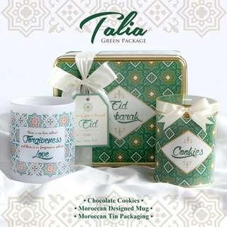 Taalia Package - Green (Hampers Lebaran)