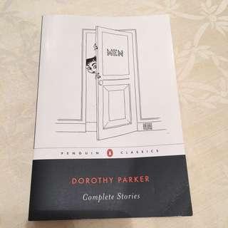 Dorothy Parker Complete Stories