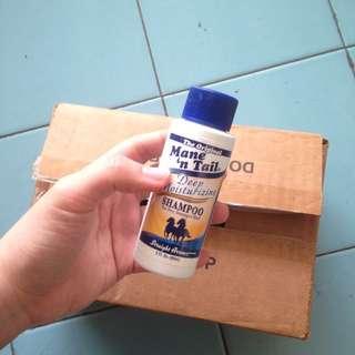 Mane N Tail Shampoo Travel DEEP MOIST
