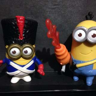 Minion, My Little Pony, Doraemon, Penguin Toys